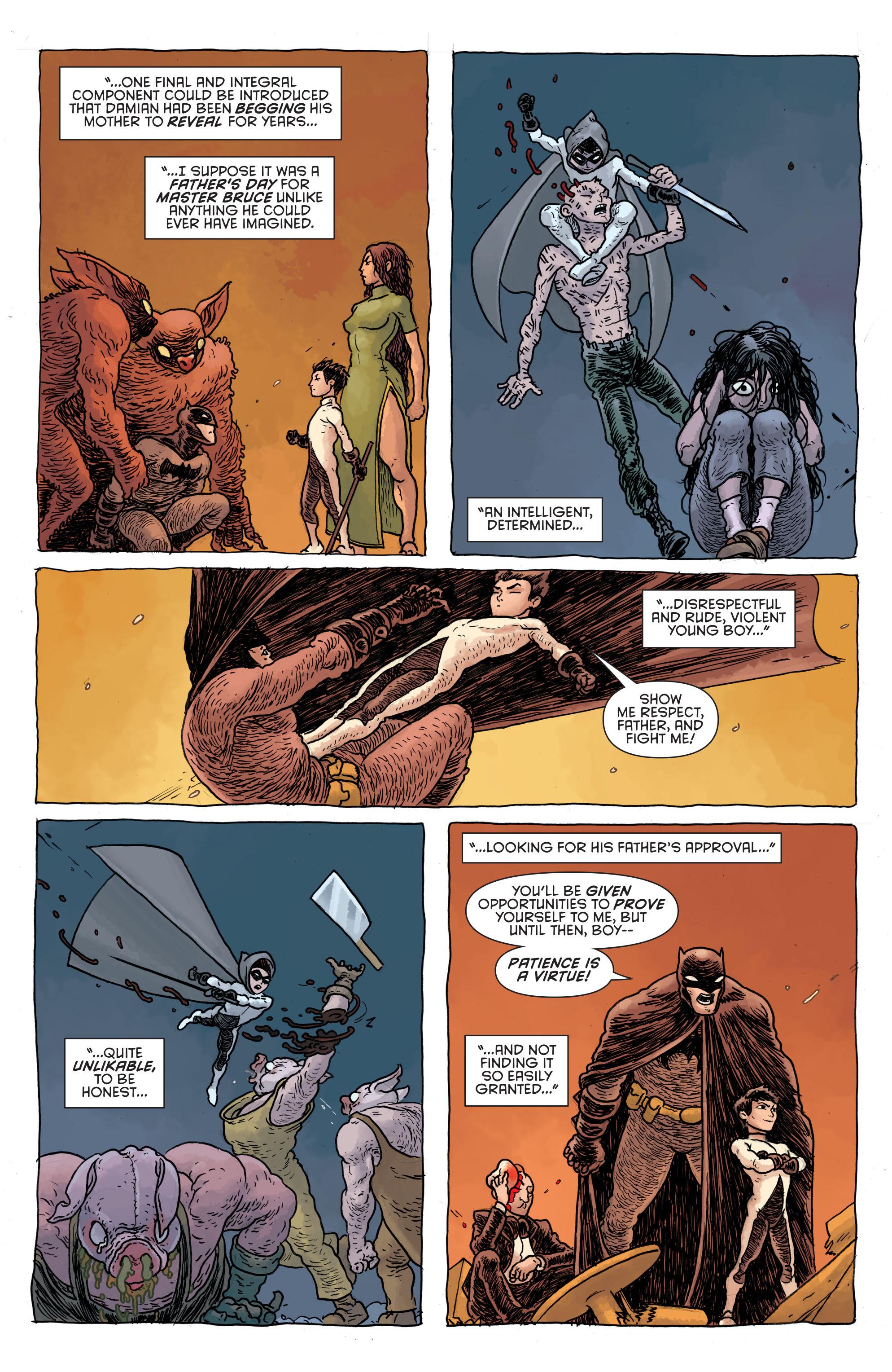 Read online Secret Origins (2014) comic -  Issue #4 - 33