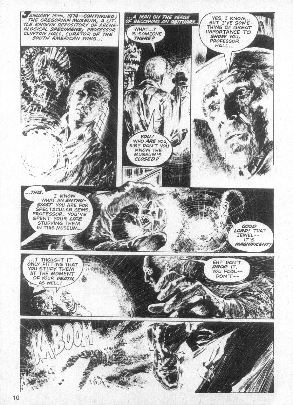Dracula Lives issue 7 - Page 11