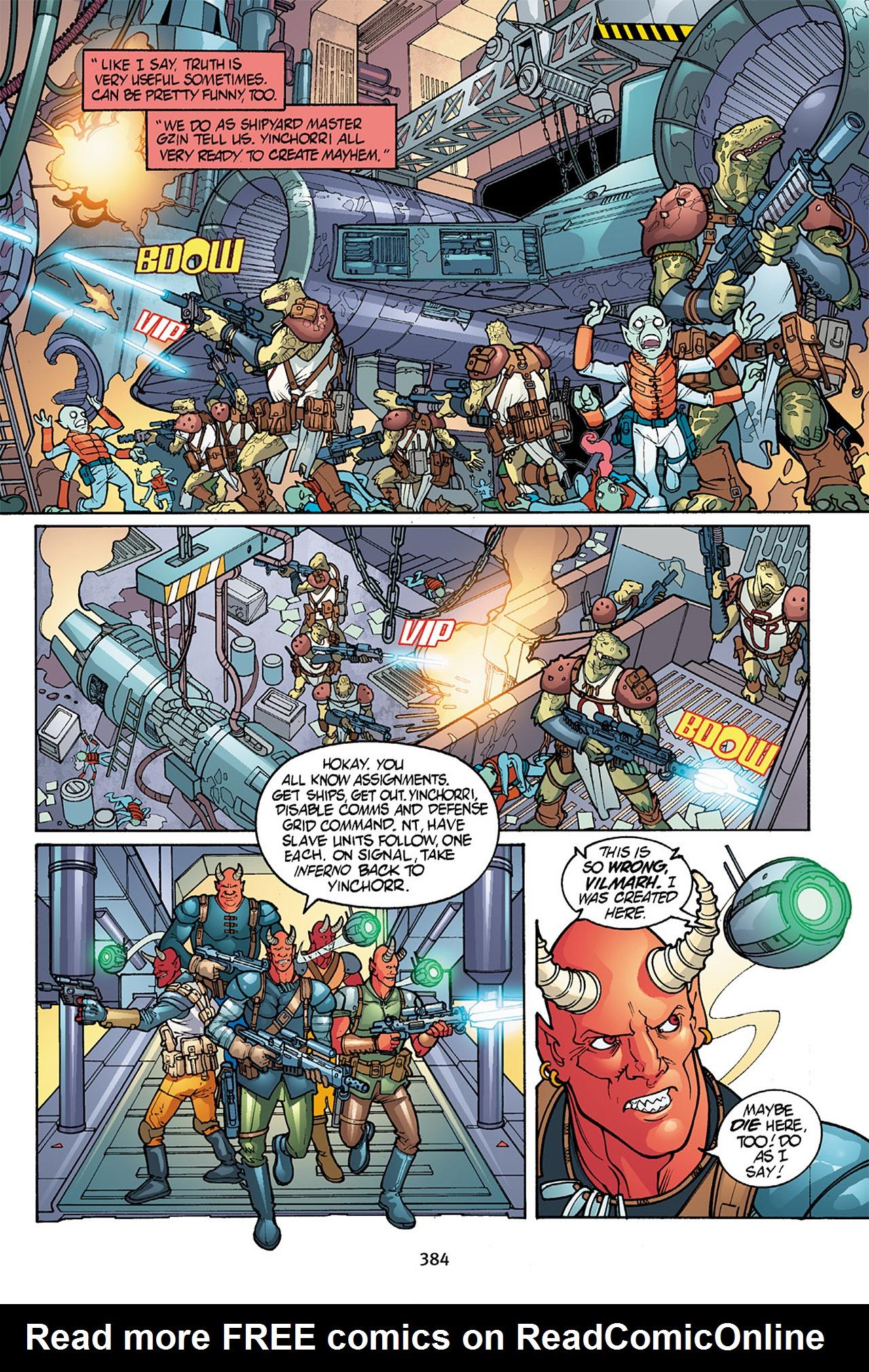 Read online Star Wars Omnibus comic -  Issue # Vol. 15.5 - 102
