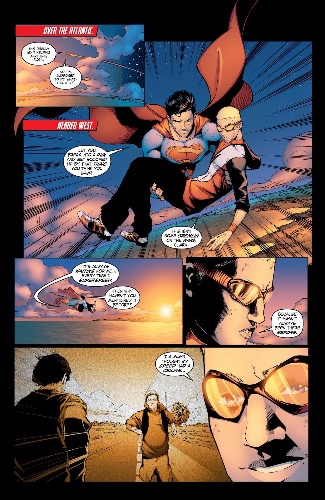 Read online Smallville Season 11 [II] comic -  Issue # TPB 3 - 42