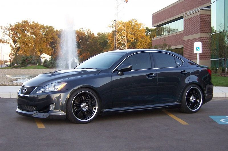 Sport Cars Modified Lexus Is350 2007 Pictures