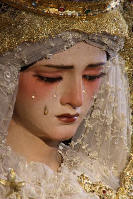 Resultado de imagen de Virgen de los Dolores de Camas patrona