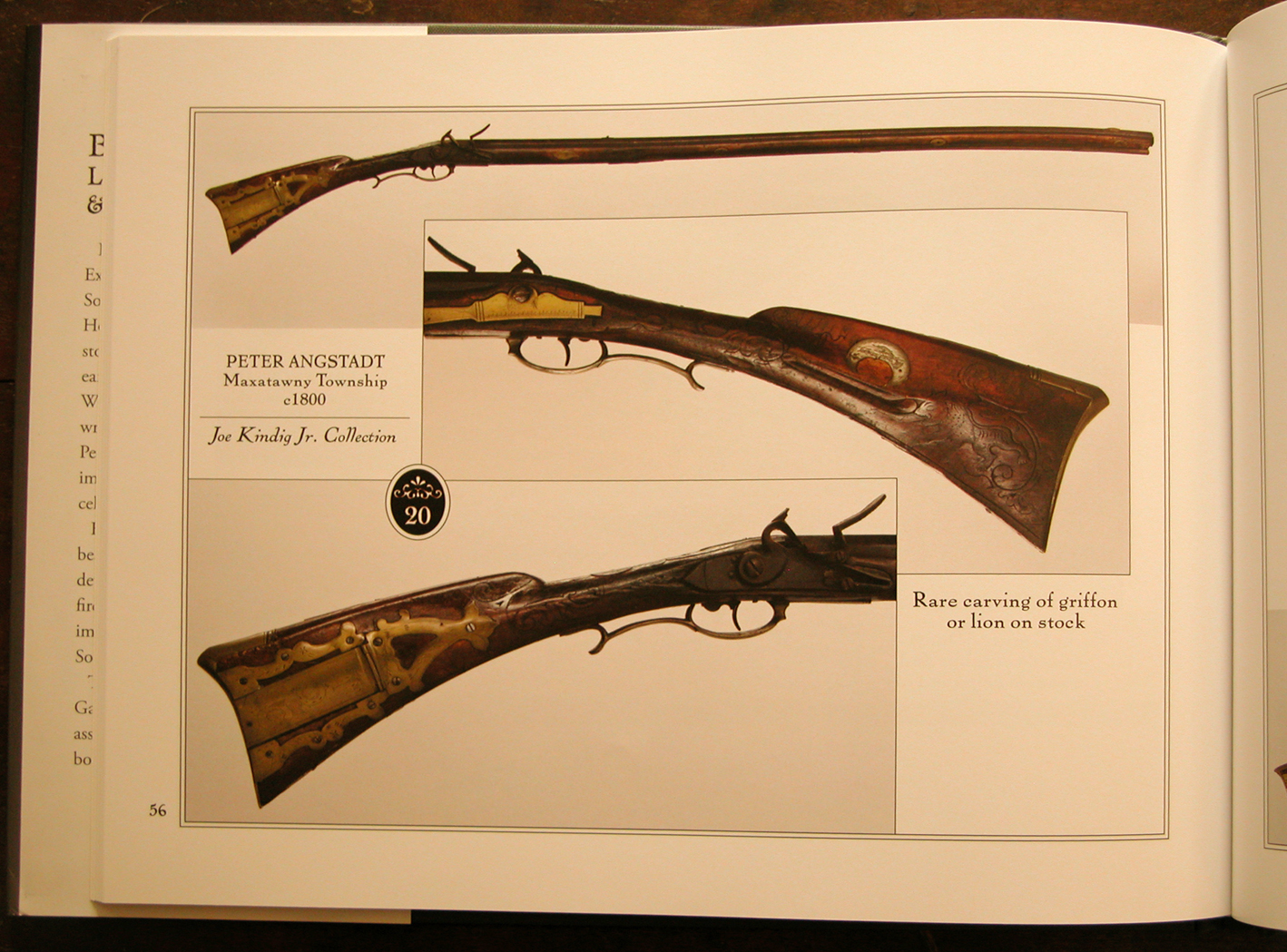 Contemporary Makers: Berks County Longrifles and Gunmakers