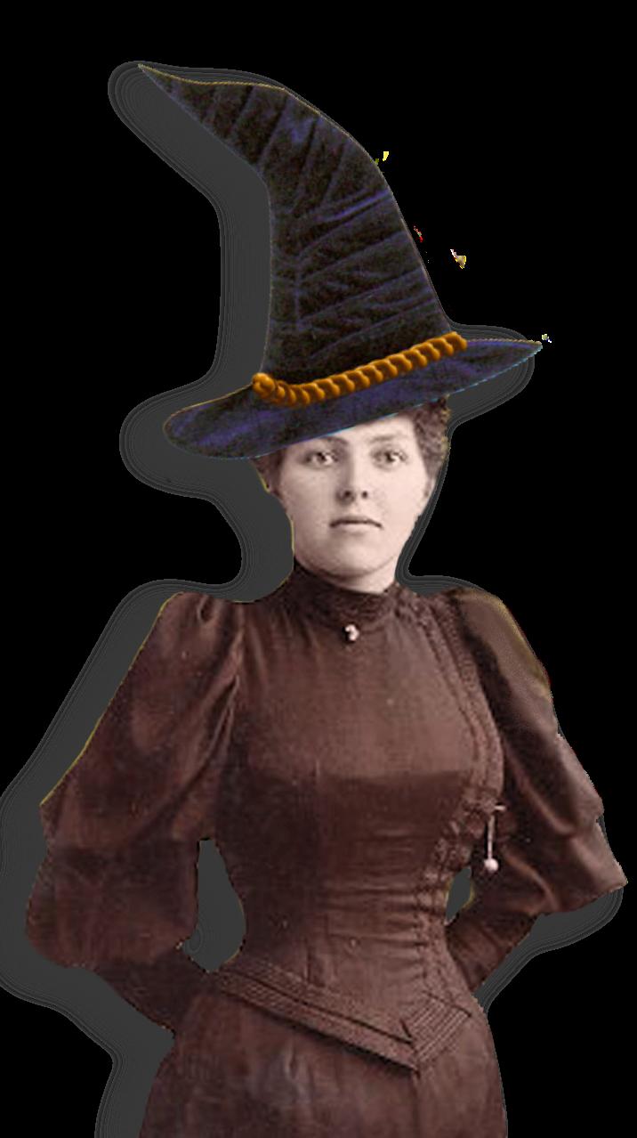 Witchy Schoolmarm