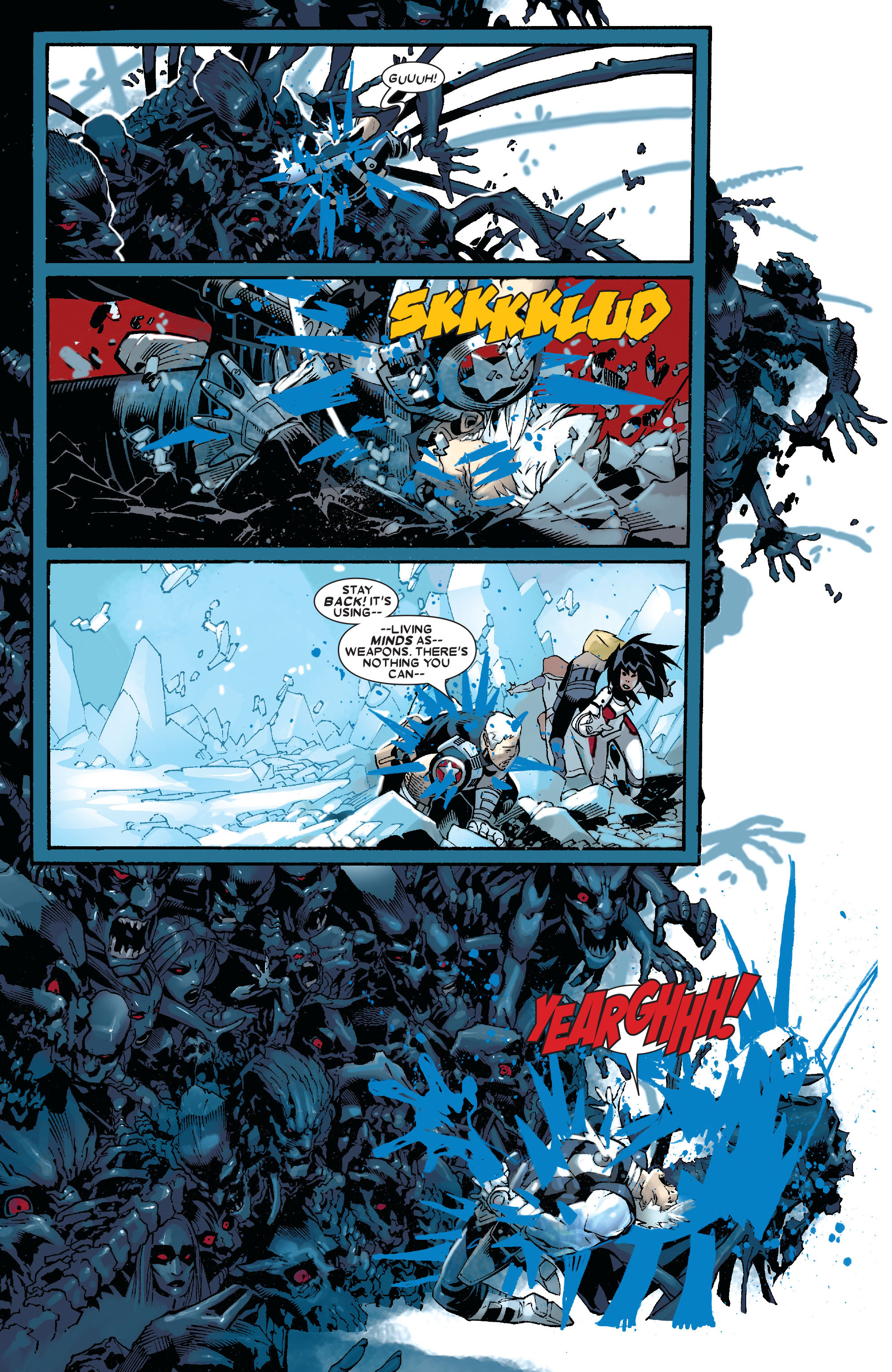 X-Men (1991) 199 Page 9