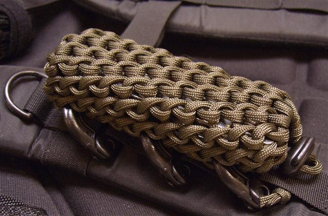 Stormdrane 39 s blog half hitched paracord drawstring pouch for How to make a paracord bag