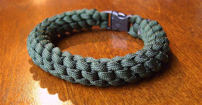 Stormdrane S Blog Crown Sinnet Paracord Bracelet