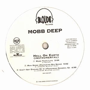 Strictly Beats: Mobb Deep - Hell On Earth Instrumentals (1996)