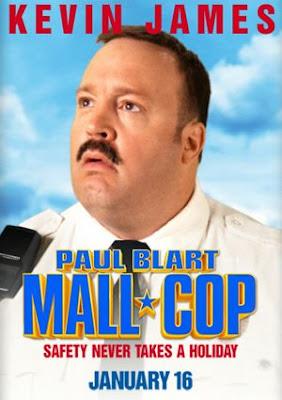 Paul Blart Mall Cop 2009 Dan The Man S Movie Reviews