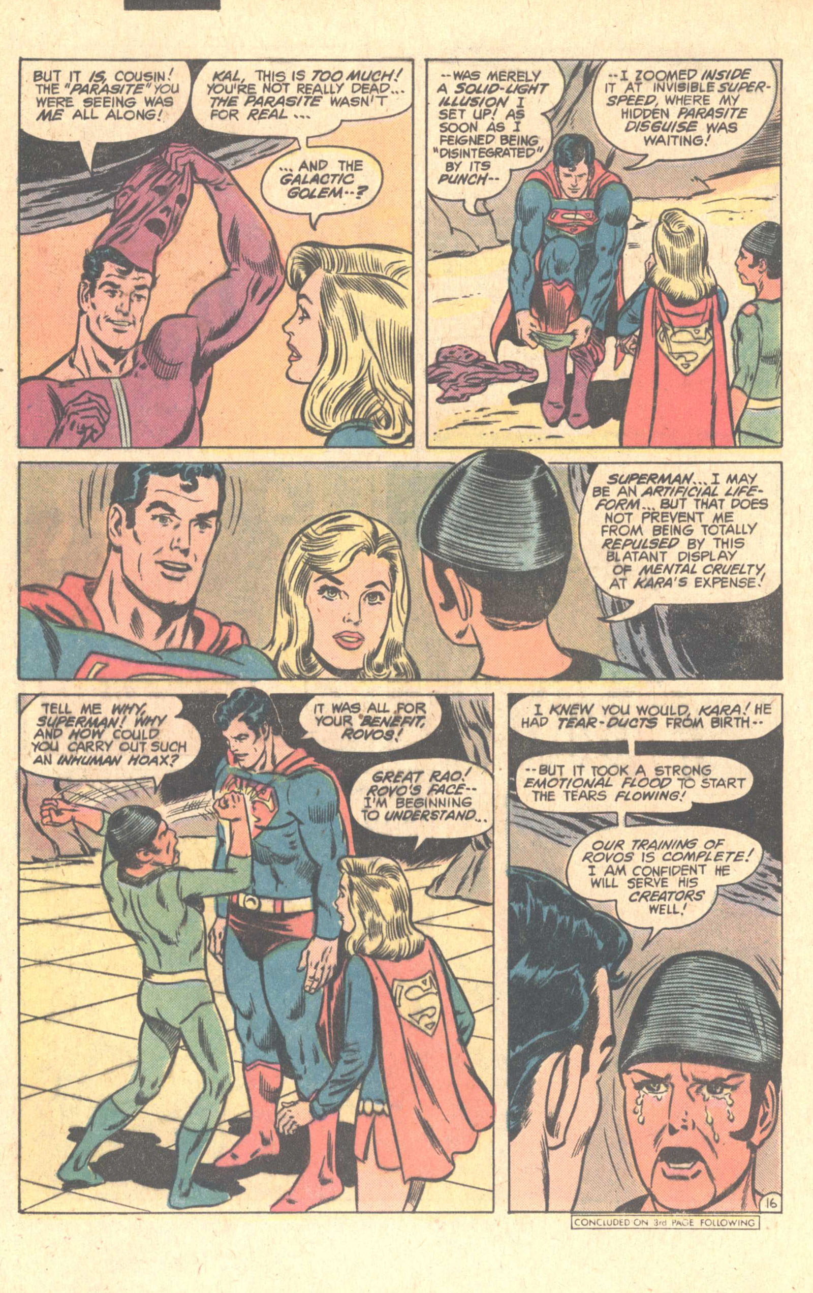 Read online Action Comics (1938) comic -  Issue #502 - 27