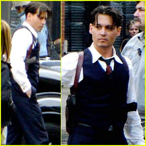 Peachy Johnny Depp John Dillinger Haircut Short Hairstyles For Black Women Fulllsitofus