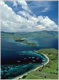 Indonesia Fascination Coastline Of Indonesia