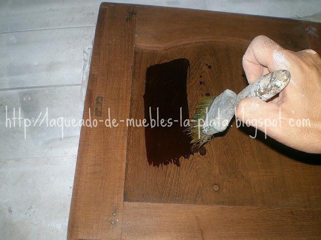 Concejos para barnizar madera con pincel