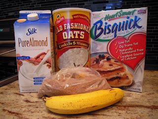 Two Eat Philly Vegan Banana Pancakes