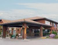 Comfort Inn Sign for Orillia Comfort Inn