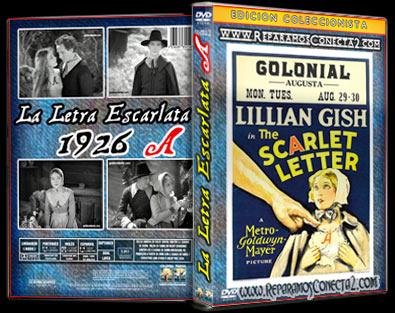 La Letra Escarlata - La mujer marcada[1926] español de España megaupload 2 links, cine clasico