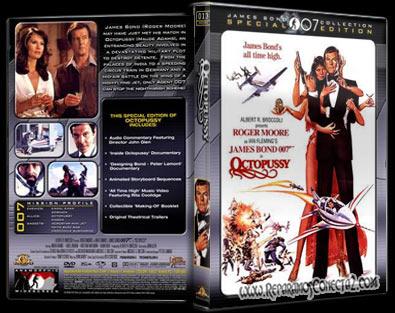 Octopussy [1983] Carátula, cine clasico