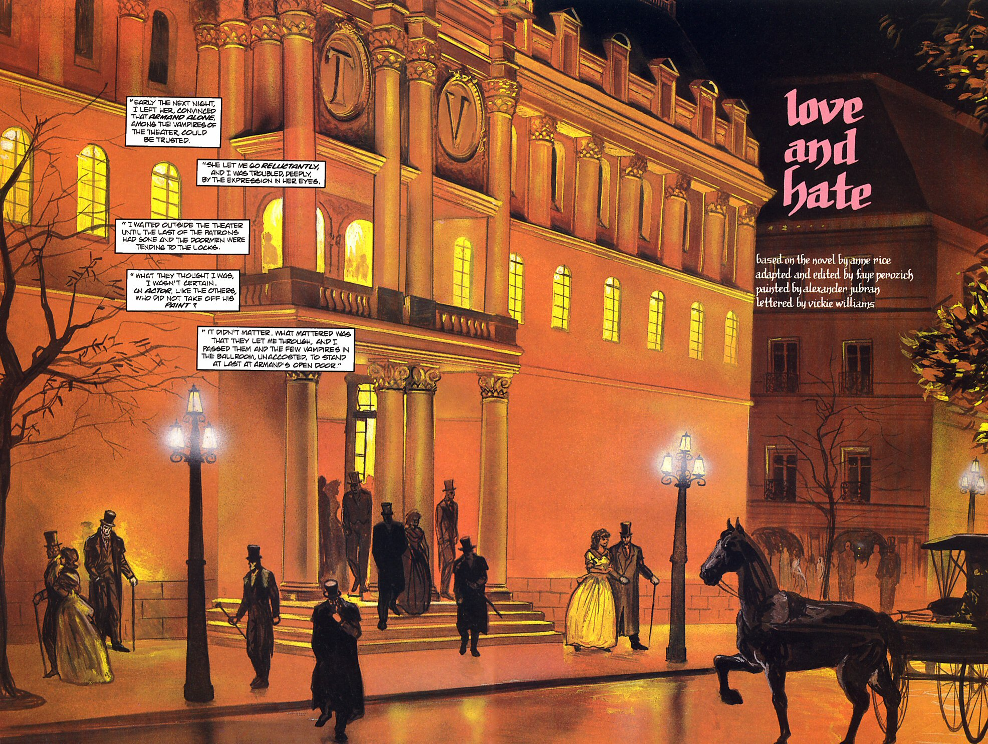 Read online Anne Rice's Interview with the Vampire comic -  Issue #9 - 8