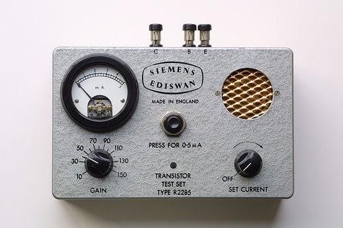 Incircuit Transistor Tester Electronic Circuits