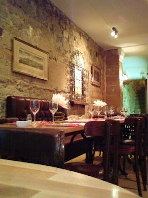 Italian Restaurant Ile St Louis Paris