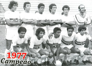 Resultado de imagem para campeão brasileiro de 77