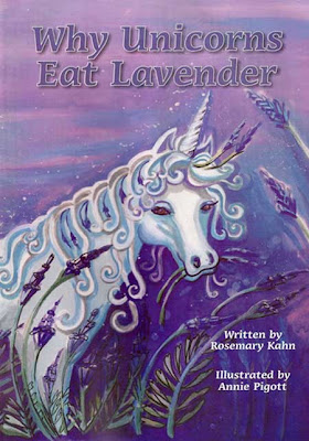 What Do Unicorns Eat Ark : unicorns, ROSEMARY'S, CORNER:, Unicorns, Lavender, Rosemary