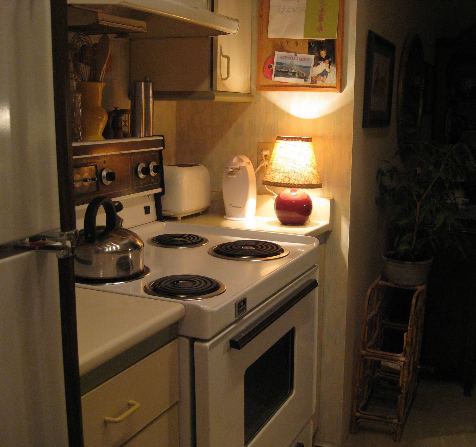 World Kitchen: A Majority Of Two: The World's Smallest Kitchen