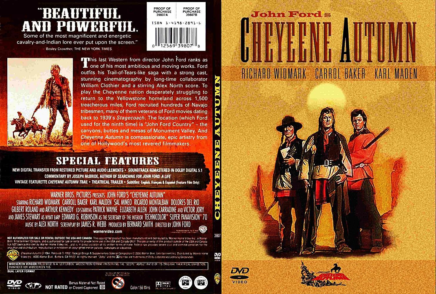 Filme internationale Auszeichnung Bewertung: Cheyenne ...