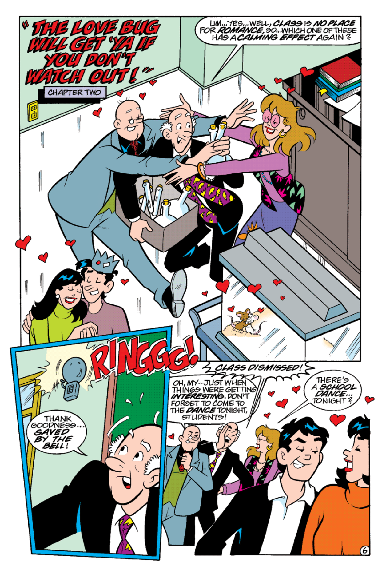 Read online Archie's Weird Mysteries comic -  Issue #19 - 8