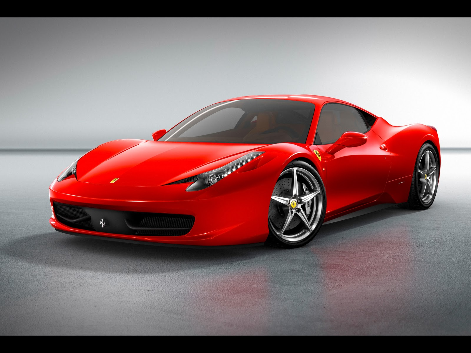 2010 Ferrari 458 Italia Side Angle 1920x1440 Wallpapers Of Cars Hd