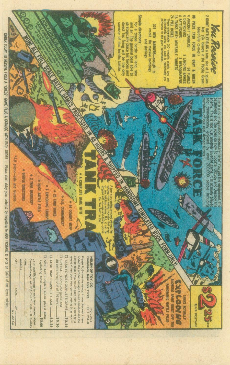 Read online Sgt. Fury comic -  Issue #154 - 34