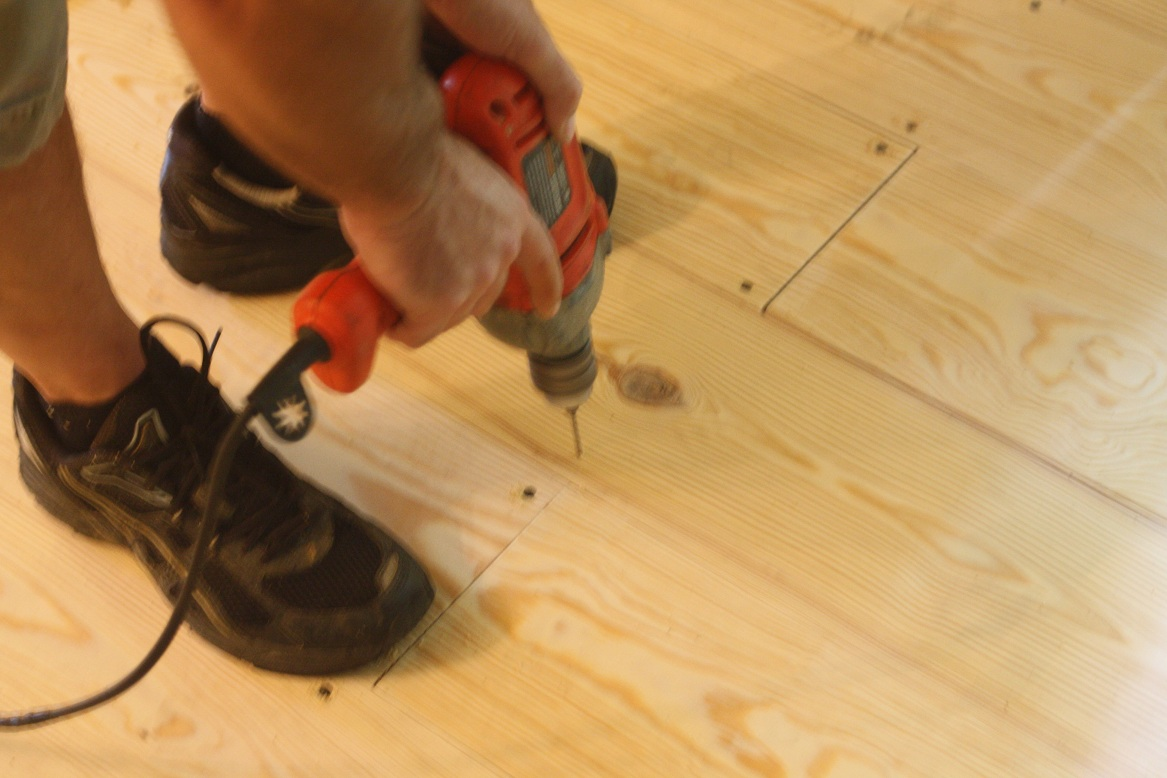 Make your own flooring with 1x6 pine mobile home flooring options
