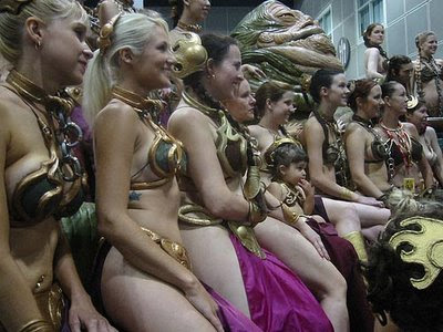 Since The Casting Couch Is Now Passe Maybe This Is How It Will All End The Winner Of The Slave Leia Pillow Fight Gets The Role