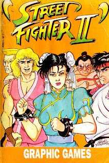 Page 01 Download Street Fighter 1° Série 1993 02 / 02