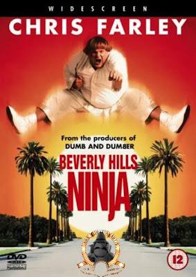 Un Ninja en Beverly Hills (1997) | 3gp/Mp4/DVDRip Latino HD Mega