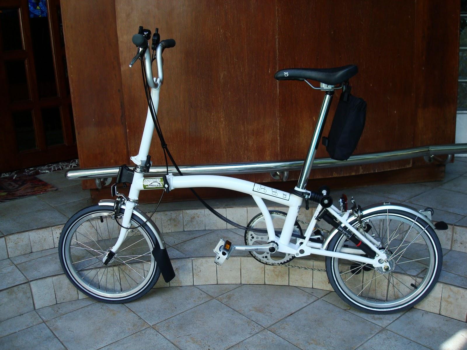 Brompton Folding Bike Philippines