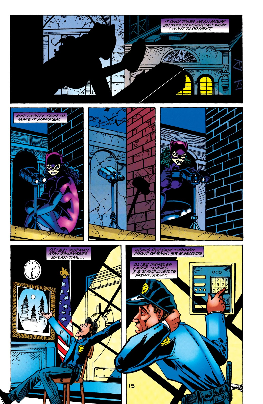 Catwoman (1993) Issue #60 #65 - English 16