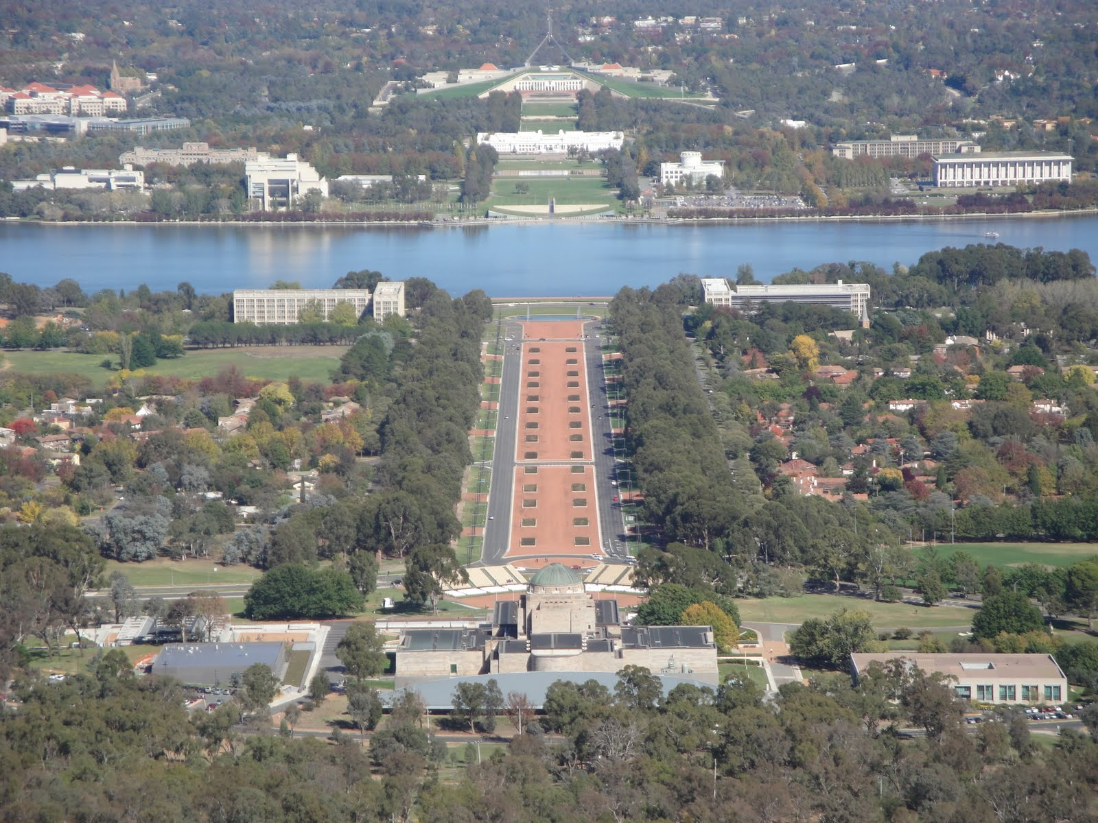 Canberra Parliament House