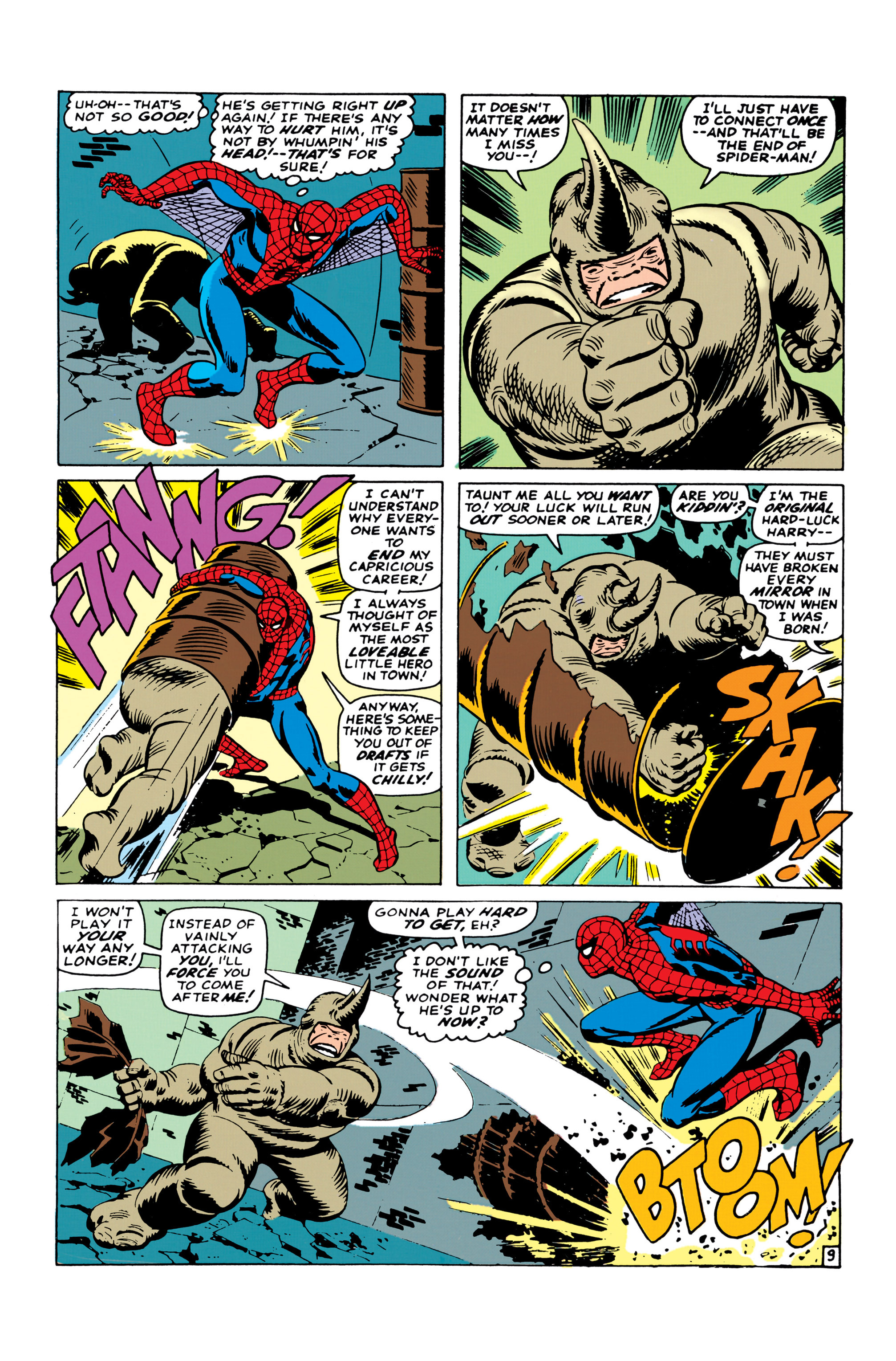 The Amazing Spider-Man (1963) 43 Page 9