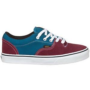 a0a7fdf714008a Vans Rowley Style 99 s Geoff Rowley Pro Model Skateboard Shoe Ink Blue Wine