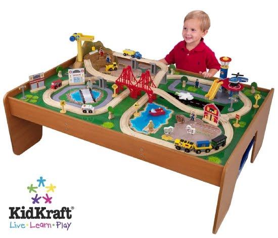 Children's Wooden Toys Toy Play Kitchen Furniture ...