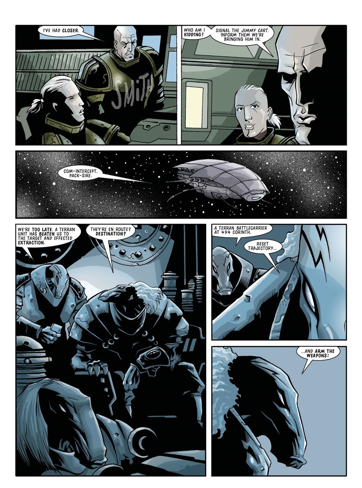 Judge Dredd Megazine (Vol. 5) Issue #381 #180 - English 102