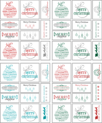Belvedere Designs Free Printable Holiday Gift Tags