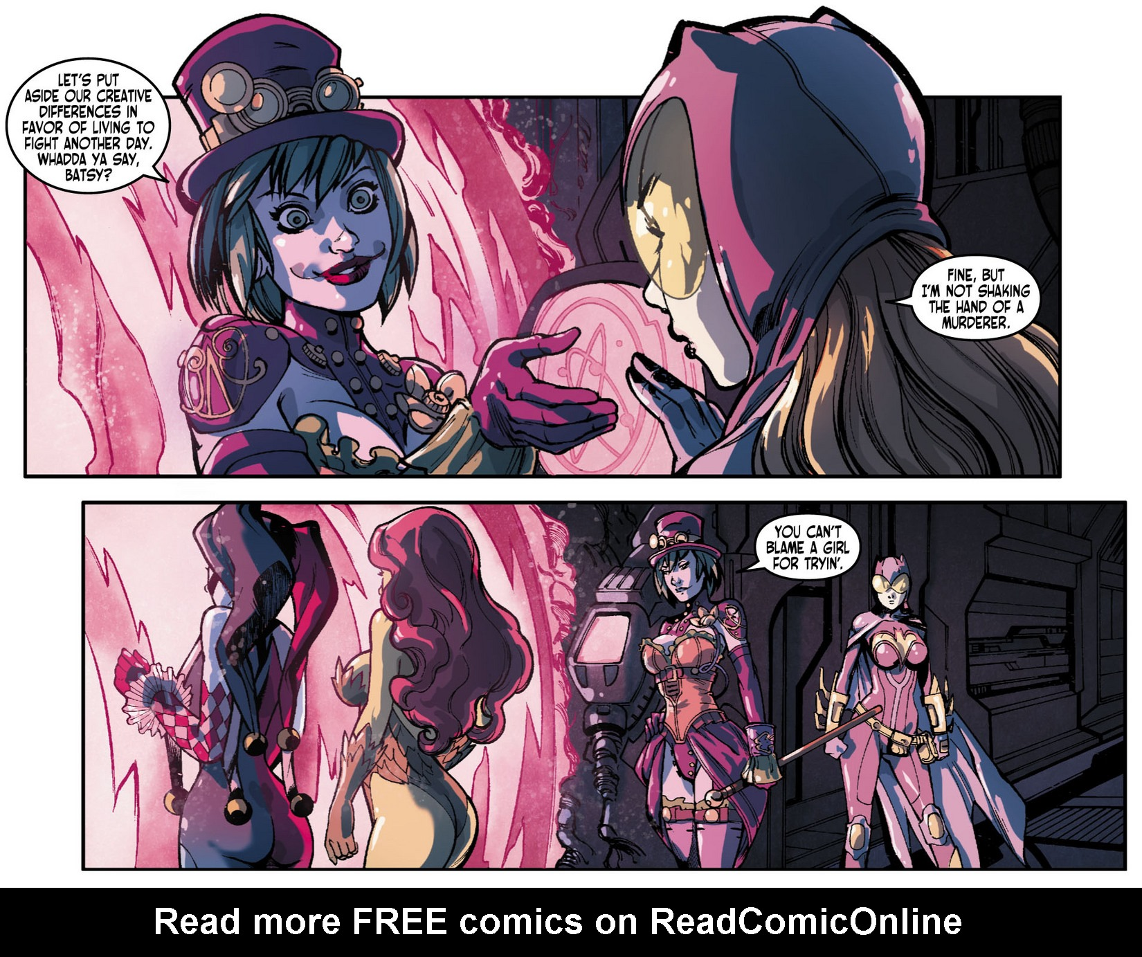 Read online Ame-Comi Girls comic -  Issue #1 - 18