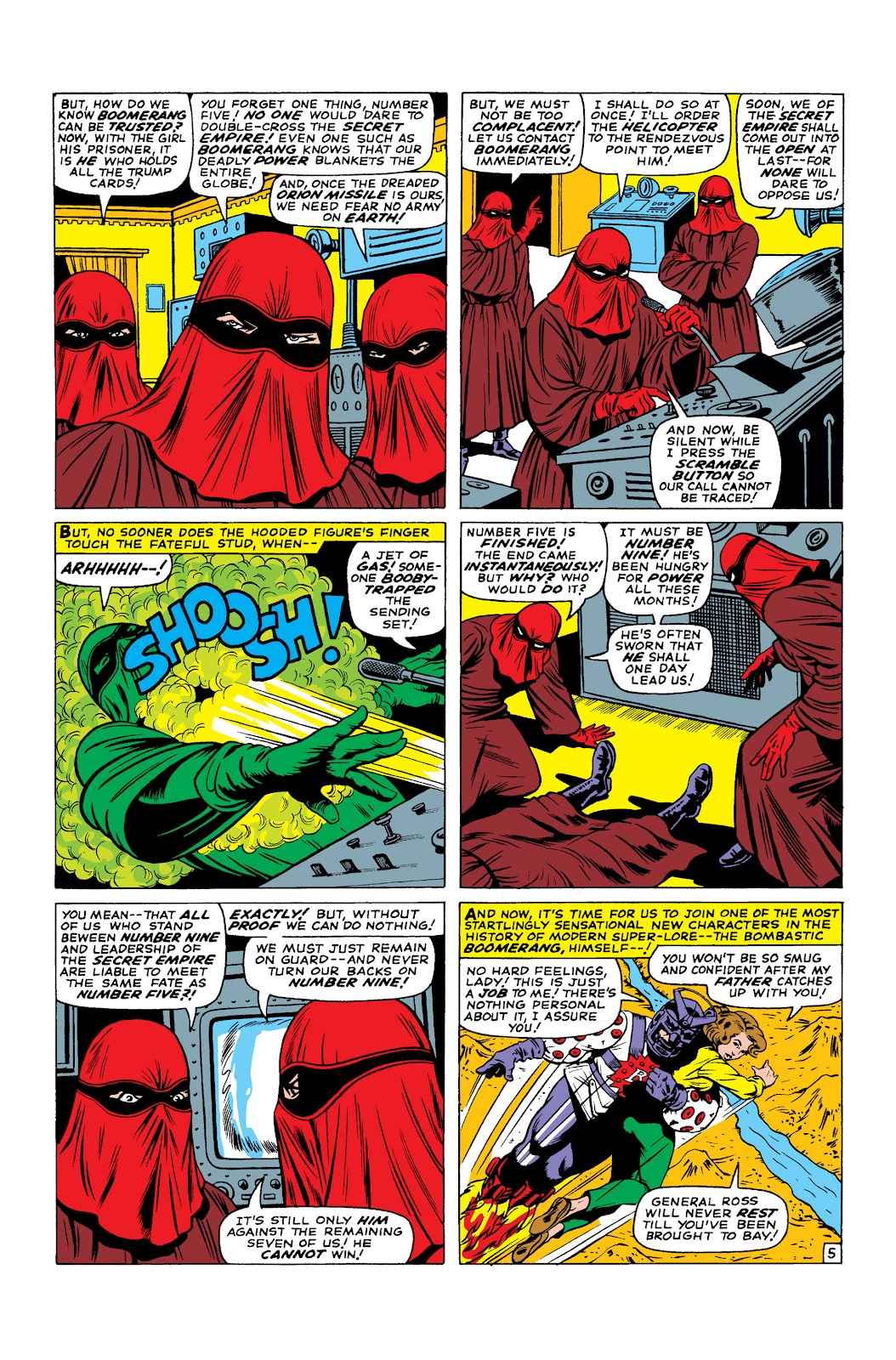 Read online Marvel Masterworks: The Invincible Iron Man comic -  Issue # TPB 3 (Part 5) - 34