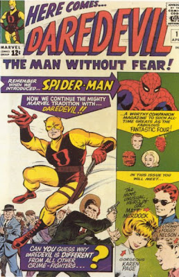 Daredevil 1 Stan Lee Bill Everett