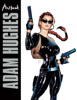 Adam Hughes Art Book