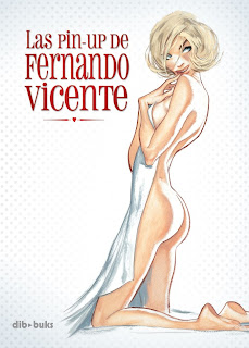 Las pin-up de Fernando Vicente