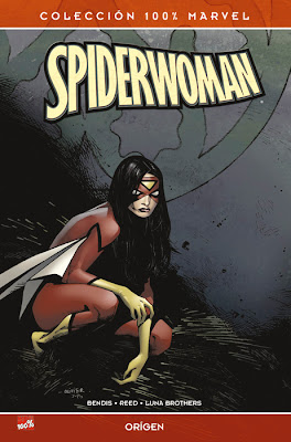 Spiderwoman - Bendis - Luna Bros