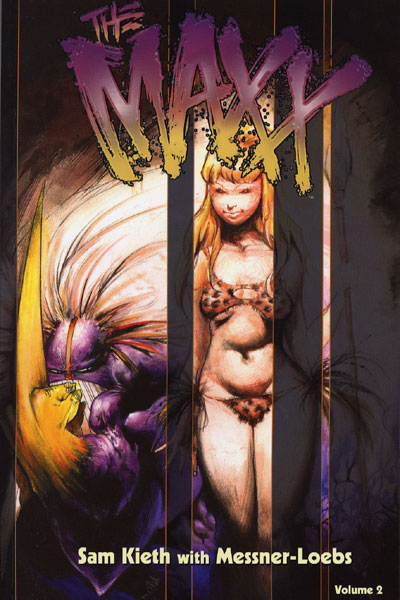 The Maxx - Sam Kieth
